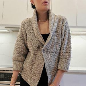 Zara super chunky knit cardigan